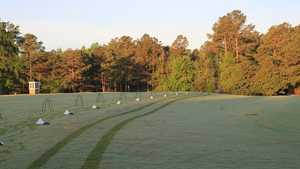 Mount Vintage Plantation GC: Driving range