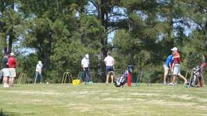 North Augusta CC: driving range