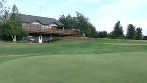 Prairie Ridge GC: Clubhouse