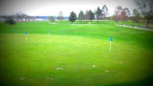 Stillwater GC: Practice area