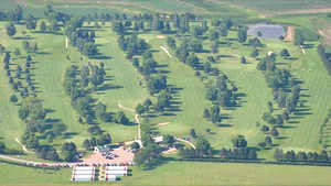 Rolling Hills CC: Aerial view