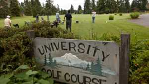 Pacific Lutheran University GC