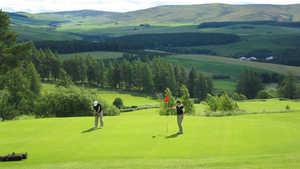Dufftown Golf Club - Hole #6