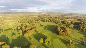 Duxbury Park GC: Aerial