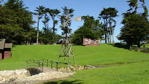 San Simeon Pines Resort