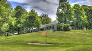 Norfolk CC: Clubhouse