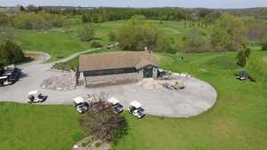 Sunset Hills GC: Clubhouse
