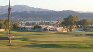 Lake Havasu GC - West: #18