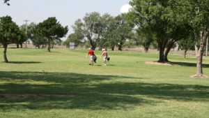 Golden Oaks Village Green Golf