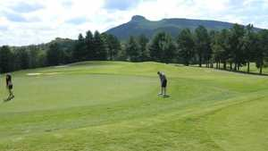 Pilot Knob Park GC: putting green