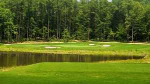 Belmont Lake GC: #16