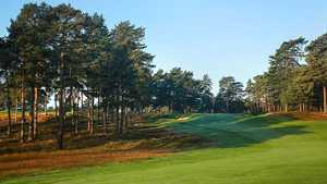 The Berkshire GC - Red: #12