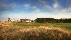 Wallasey GC: Clubhouse