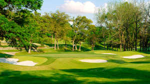 The Championship at Forest Hills CC: #16