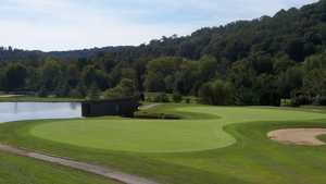 Creekside GC:  #18, #9