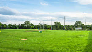 Abbey Hill Golf Centre: Driving range