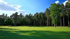 Bearwood Lakes GC: #8