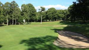 Stocksfield GC: 4th green