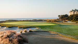 Links at Wild Dunes Golf Links: #18