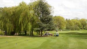 The Cambridgeshire GC: Putting green