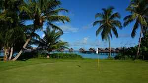 Shangri-La Villingili Resort & Spa - Villingili GC