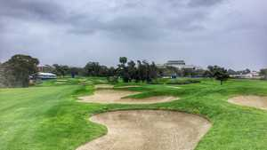 The South Course at Torrey Pines Golf Course in San Diego - No. 13
