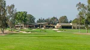 Santa Ana CC: Clubhouse
