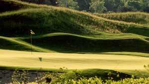 Golf Manitou: #4
