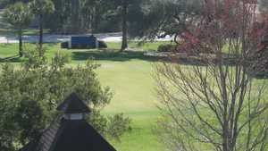 Whispering Pines GC: practice putting green