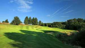 East Sussex National - West: #12