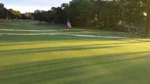 Marcus Pointe GC: 18th green