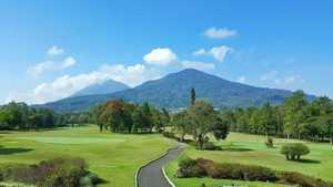 Handara Golf & Resort Bali: Driving range