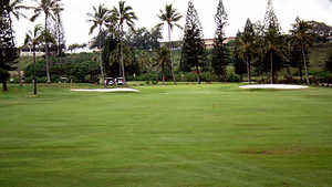 Kaneohe Klipper GC: #9
