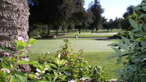 Sunnyside CC: Practice area
