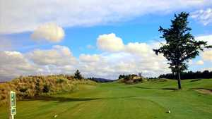 Ocean Dunes Golf Links: 11th tee