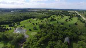Songbird Hills GC: Aerial