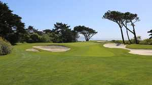 Cliffs at Olympic Club: #1