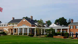 Manasquan River GC: Clubhouse