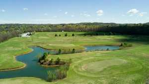 The River Course at Harpeth Valley GC: Aerial