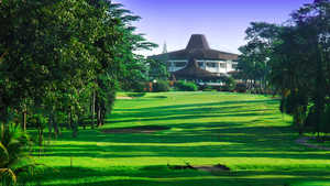 Royale Krakatau GCC: Clubhouse