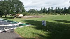 American Lake Veterans GC: driving range