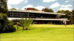 Royal Harare GC: putting green
