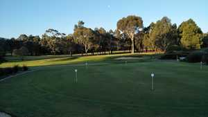 Churchill and Monash GC