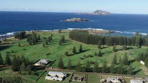 Norfolk Island GC: Aerial