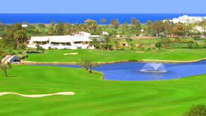 El Kantaoui GC: clubhouse