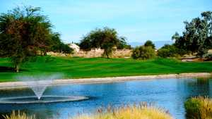 Coyote Lakes GC: #16