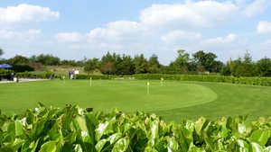 Aylesbury Vale GC: Putting green