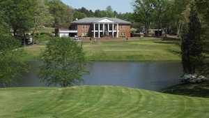 Roxboro CC: Clubhouse