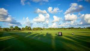 The Club at Ibis: Driving range