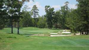 Whispering Pines GC: #8